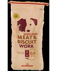 Magnusson Meat & Biscuit Work  Для взрослых собак с высоким уровнем активности.