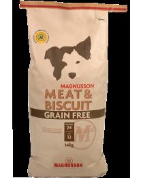 Magnusson Grain Free (Грэйн Фри) Беззерновой корм для взрослых собак *Новинка