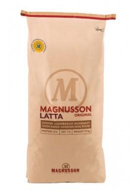 Magnusson Latta - диетический корм для собак из сушеной говядины