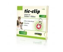 Медальон Anibio tic-clip