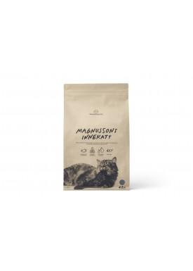 Magnussons Innekatt - корм для взрослых кошек и котят с низкой активностью