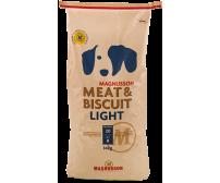 Диетический корм для собак из свежего мяса - Magnusson Light