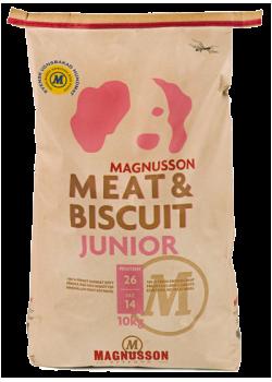 Magnusson Junior - корм для щенков крупных и мелких пород