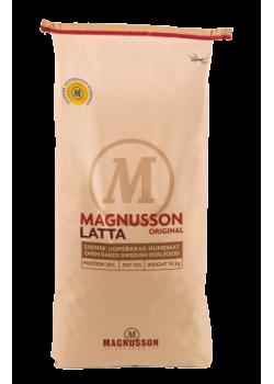 Magnusson Latta(Латта)  Для взрослых собак с низким уровнем активности.